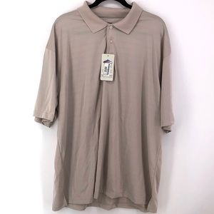 Men's PGA Tour Sportswear in Bisque  XXL/XXG